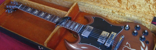 Ile Kallion Hurriganes-kitara pääsi hyvään kotiin