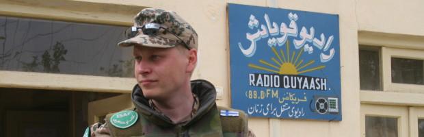 Radio on aurinko Afganistanin naisille