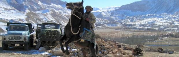 Afganistan haluaisi buzkashista olympialajin