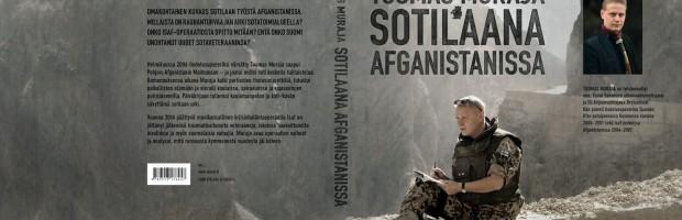 Sotilaana Afganistanissa -teos esillä mediassa